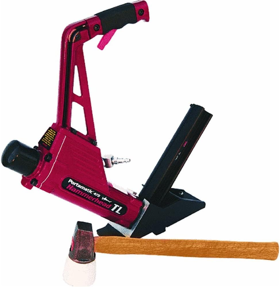 Porta Nails 470 Portamatic Tl Hardwood Floor Nailer Amazon Co Uk Diy Tools