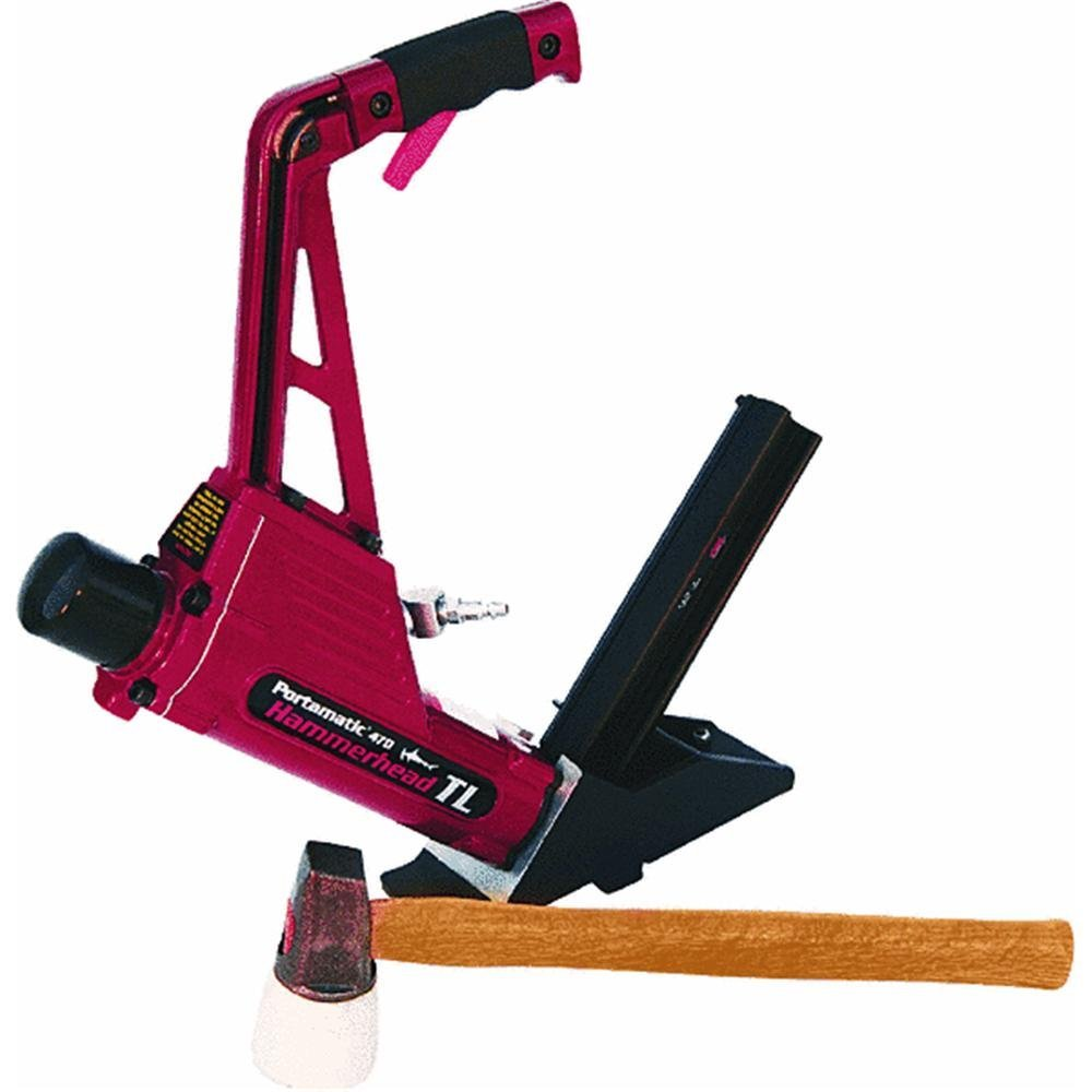 Porta-Nails 470 Portamatic TL Hardwood Floor Nailer