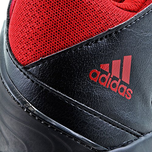 adidas Herren D Rose 773 V Basketballschuhe Black (Negbas / Scarlet / Griosc)