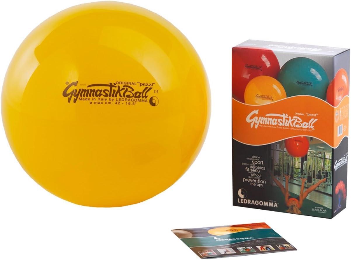 Original Pezzi Gymnastikball Standard in verschiedenen Farben und Gr/ö/ßen