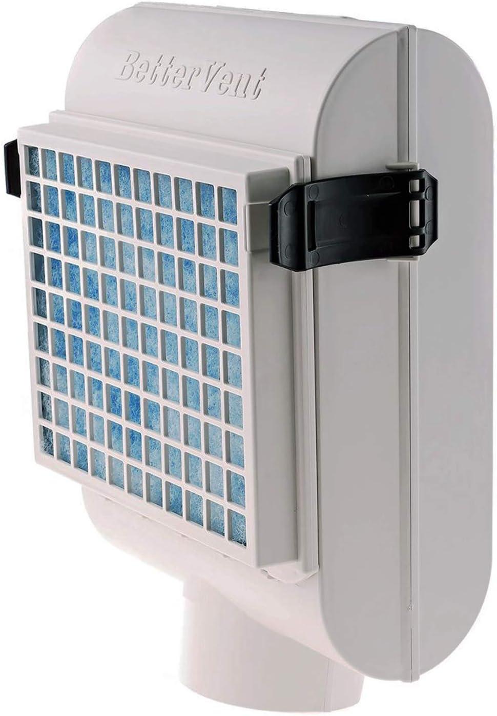 BetterVent Indoor Dryer Vent Kit
