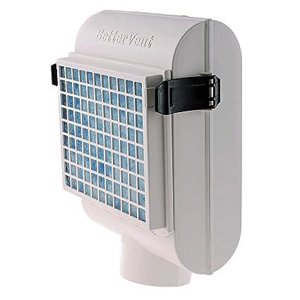 Amazoncom Bettervent Indoor Dryer Vent Kit Protect Indoor Air