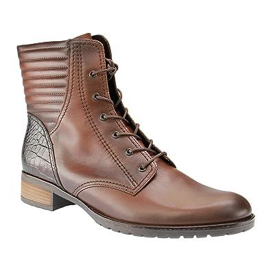 b71d3485d535 Gabor Sale Damen Stiefeletten - Braun Schuhe in Übergrößen, Größe 42
