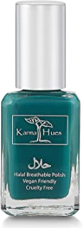 product image for Karma Halal Certified Nail Polish- Truly Breathable Cruelty Free and Vegan - Oxygen Permeable Wudu Friendly Nail Enamel (MALALA)