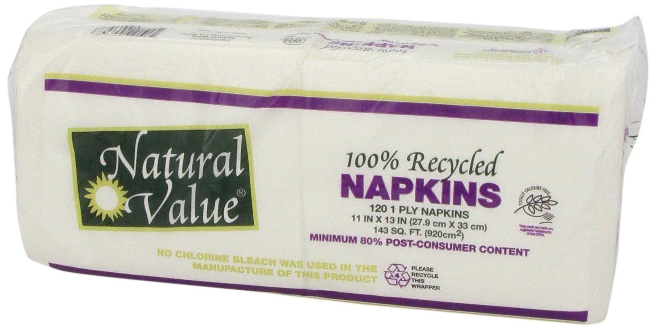 Image result for natural value napkins