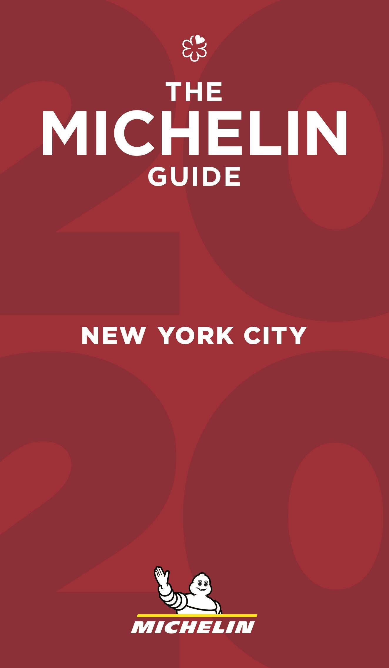 Michelin Guide New York City 2019 Restaurants Michelin Red Guide