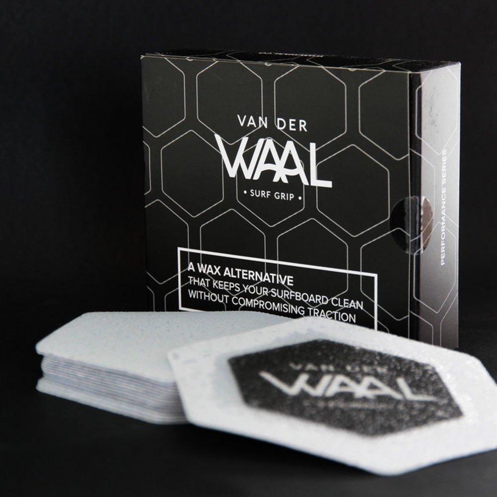 Grip de surf Van Der Waal, serie Performance, unisex, transparente, 17 Pack: Amazon.es: Deportes y aire libre