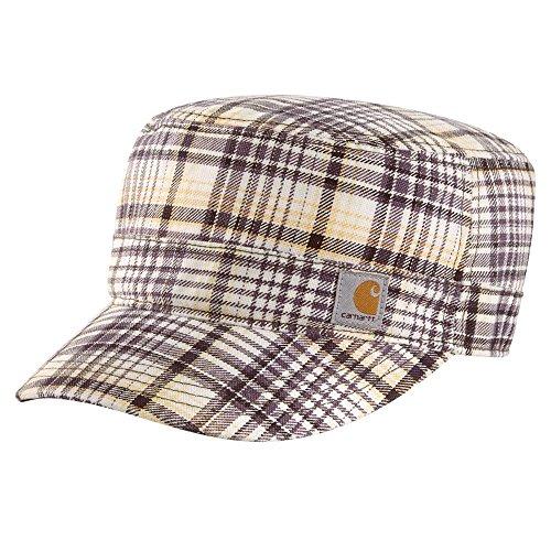 - Carhartt Women's Hendrie Military Cap, Plum, One Size