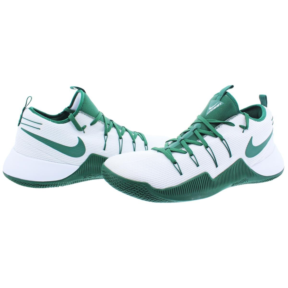 finest selection cffd8 9f01a Amazon.com   Nike Hypershift TB Promo Men s Mesh Lace-Up Basketball Shoes  Green Size 18   Basketball
