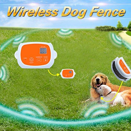 wireless electronic fence - 7