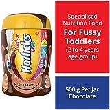 Junior Horlicks Stage 1 (2-3 years) Health and Nutrition drink - 500 g Pet Jar (Chocolate flavor)