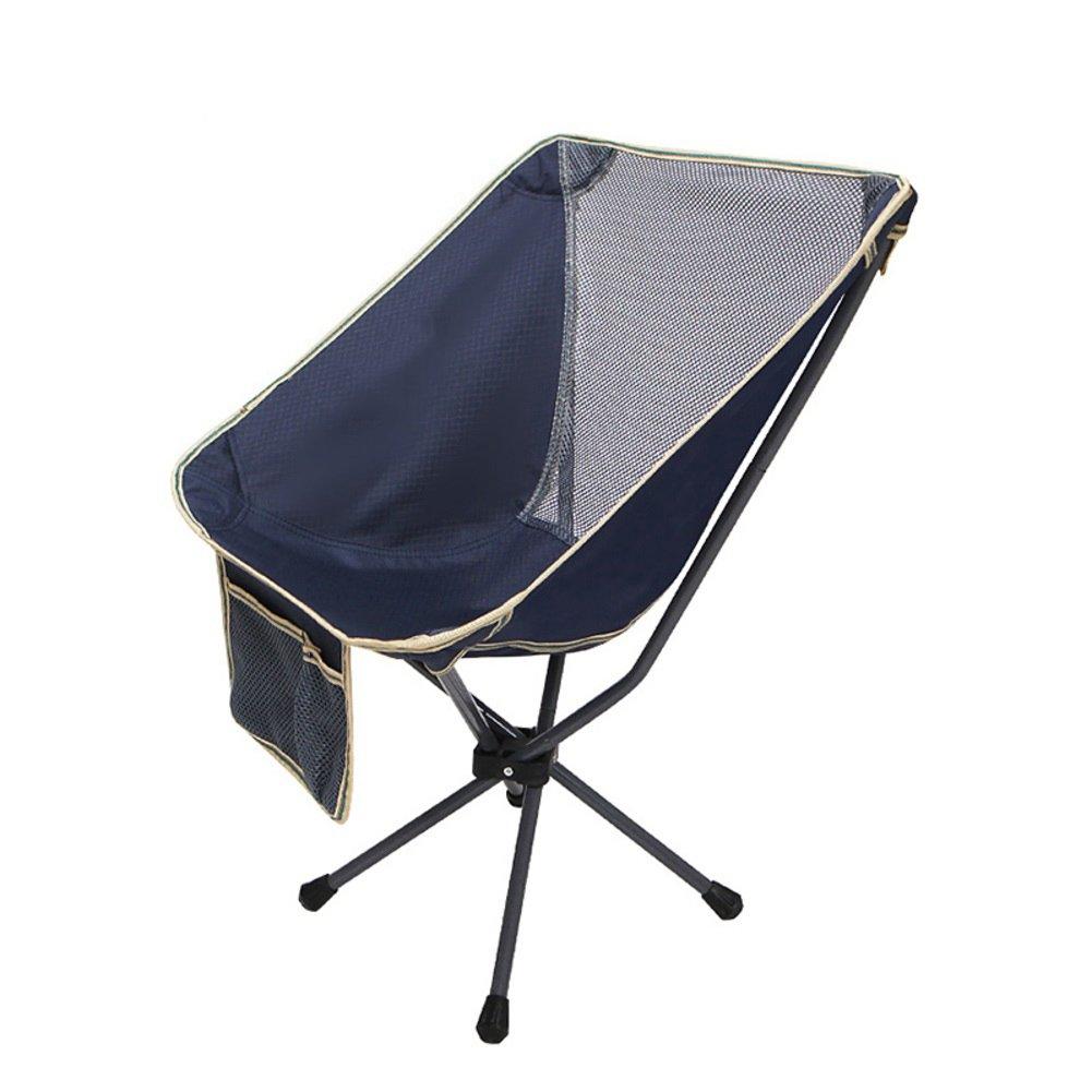 ZDYYCNC Tragbare Camping Drehstuhl,Klapp-Stuhl Camping Klappstuhl
