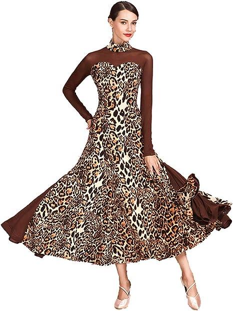 Vestido Sociales Danza del Tango Ropa Elegante Faldas Vestuario De ...
