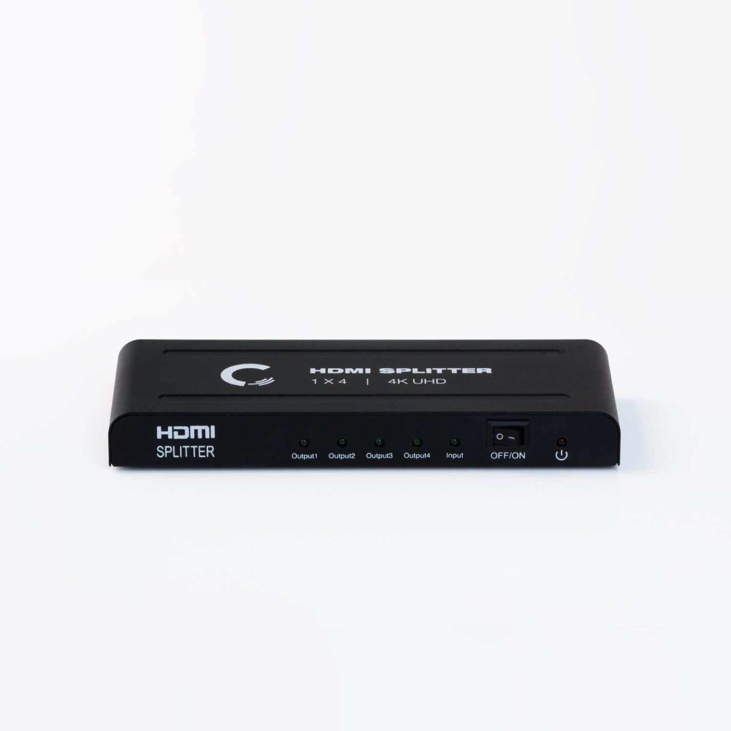 4x2 HDMI Splitter// Switcher4 PortUltra HD 4K//2KFull HD//3D1080P