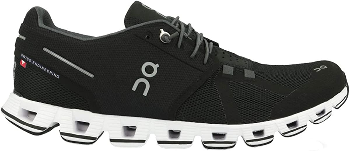 On Cloud Mens Cloud 2.0 Fabric Low Top Lace Up Running Sneaker