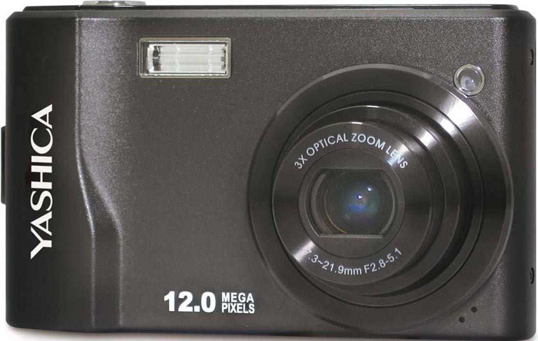 YASHICA CCD搭載 1219万画素デジタルカメラ EZ F1231   B001NMU37Y