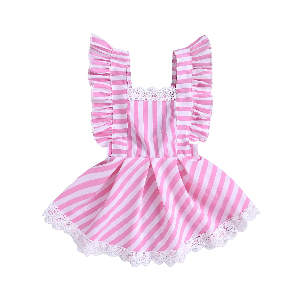 Gerber Baby Girl 3-Piece NFL Houston Texans Navy//Pink Onesies Size 0-3M