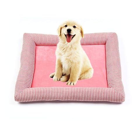 leegoal tapete para Cama de Perro, sofá para Mascotas, Suave para Jaula, Antideslizante