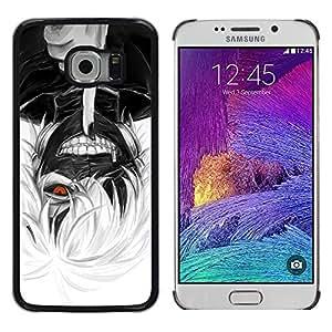 All Phone Most Case / Oferta Especial Duro Teléfono Inteligente PC Cáscara Funda Cubierta de proteccion Caso / Hard Case Samsung Galaxy S6 EDGE // Death Note