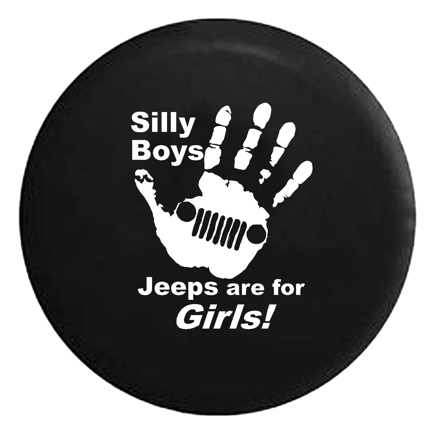 amazon purple silly boys jeeps are for girls wave jeep 1980 CJ7 Jeep Wrangler amazon purple silly boys jeeps are for girls wave jeep wrangler c er tire cover 31 in automotive