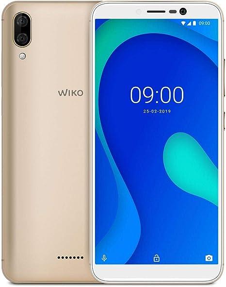 Wiko Y80 - Smartphone (16 GB, Oro de 5,99 Pulgadas, 4 GB): Amazon.es: Electrónica