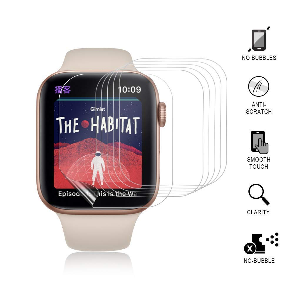Film Protector para Apple Watch 40mm x6 LEAFBOAT -7H7GB2W3