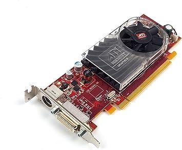 ATI RADEON HD3450 256MB S-VIDEO DMS-59 PCI-E X16 LOW PROFILE VIDEO CARD Y103D US