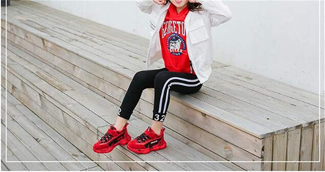 WYQQ Running Shoes for Boys Girls Outdoor Hiking Athletic Boys Sneakers