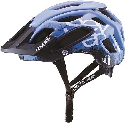 Seven M2 Gradient Casco de Bicicleta de montaña Mixta, M2 Gradient ...