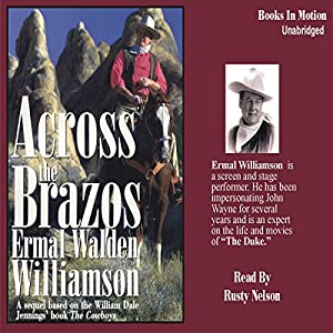 Across the Brazos Audiobook