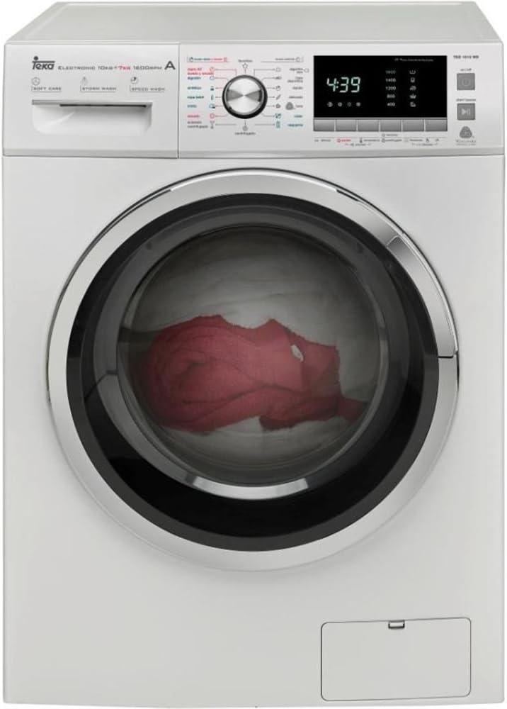 Teka - Lavadora secadora spa tkd1610wd clase eficiencia energetica a
