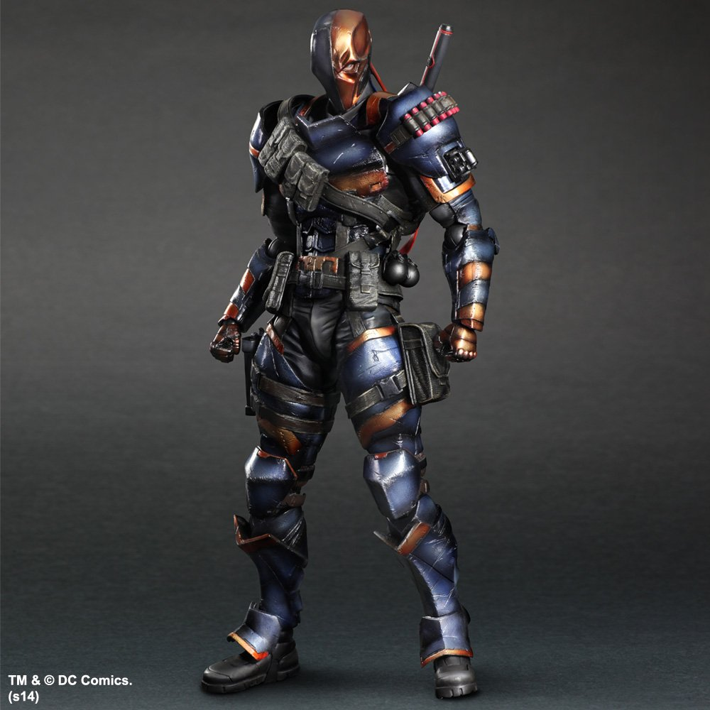 Deathstroke | Boss fights - Batman: Arkham Origins Game Guide ...