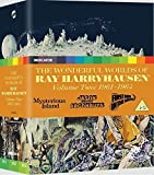 The Wonderful Worlds Of Ray Harryhausen, Volume 2: 1961-1964 (Dual Format Limited Edition) [Blu-ray] [Edizione: Regno Unito]