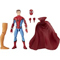 Marvel Legends Series 6-inch Scale Action Figure Toy Zombie Hunter Spidey, Includes Premium Design, 3 Accessories, and…