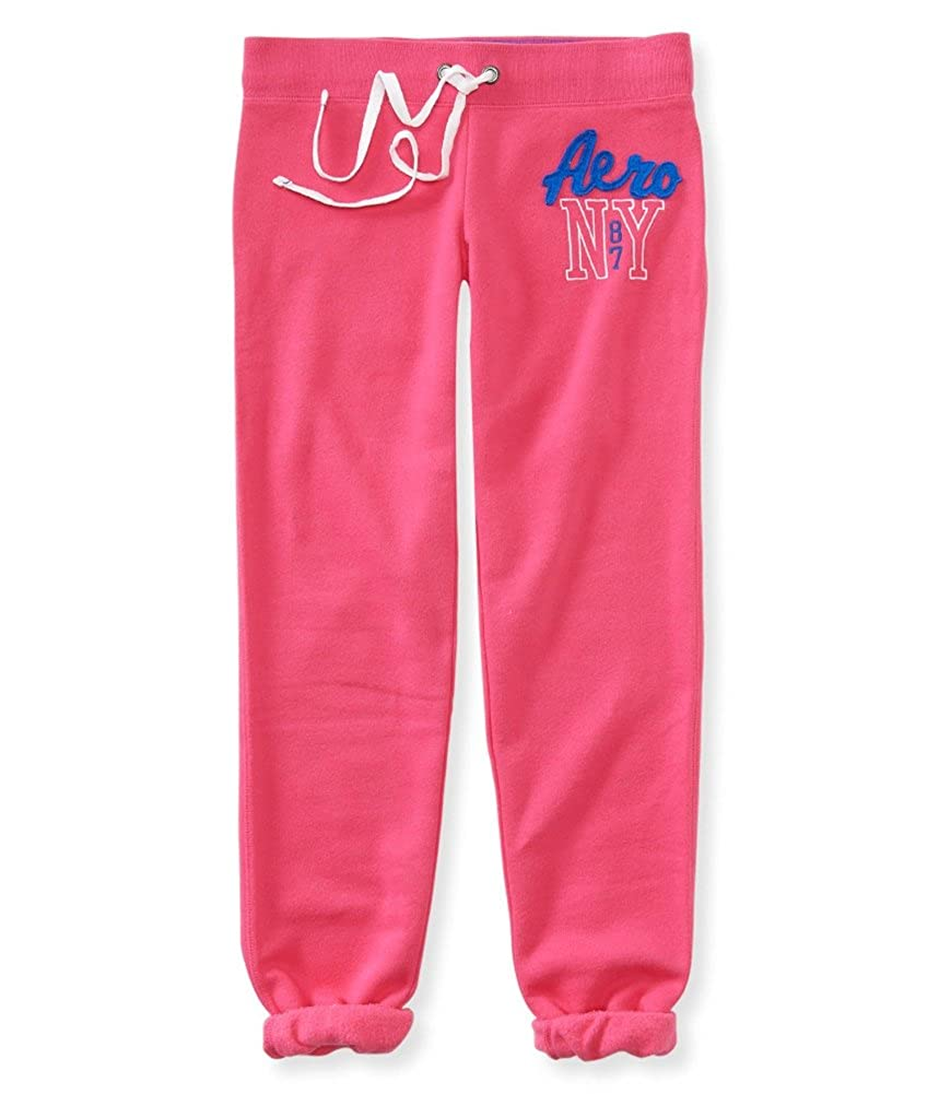 Aeropostale Womens Slim Cinch Athletic Sweatpants 2100