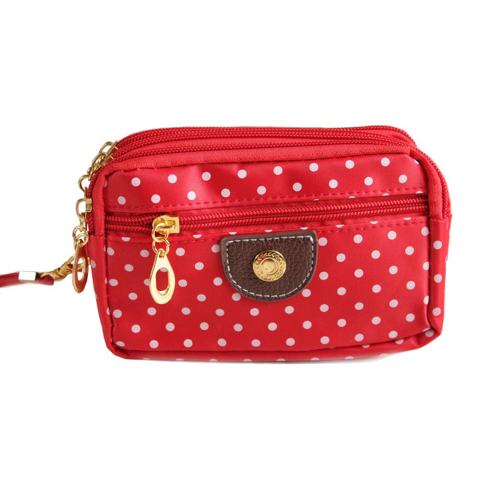 Women 4 Layer Wristlet Hand...