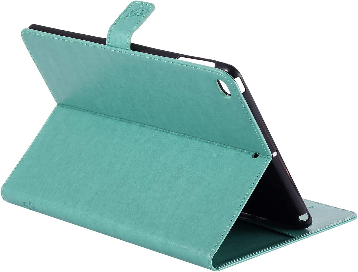 iPad 5 9.7 Pouces Tablette Smart Cover TPU Souple Bumper Avec Sommeil//R/éveil Automatique,Rouge iPad Air,Slim-Fit Antichoc Protection Coque Etui Apple iPad 6 HICYCT Coque iPad Air 2