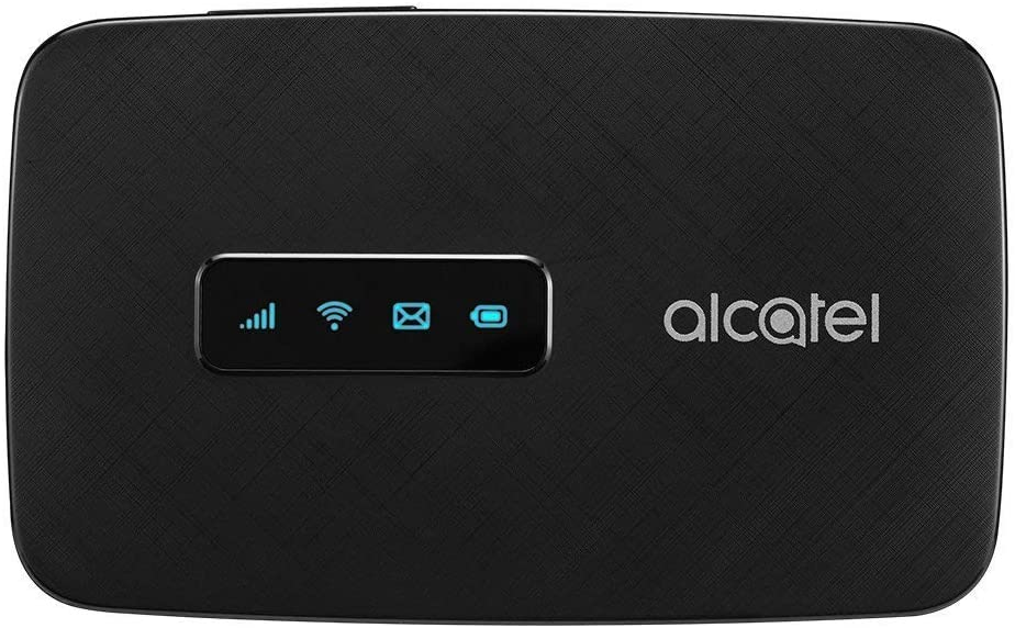 Alcatel LINKZONE | Mobile WiFi Hotspot | 4G LTE Router MW41TM | Up to 150Mbps Download Speed | WiFi Connect Up to 15 Devices | Create A WLAN Anywhere | T-Mobile