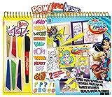 DC Superhero Girls Comic Book Design Set