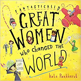 Image result for Fantastically Great Women who Changed the World