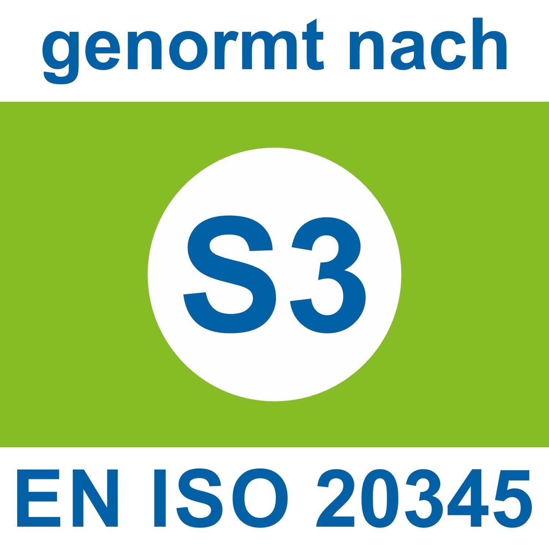 ERGO-MED 735 ISO XP Blauline - EN ISO 735 20345 S3 - W12 - Gr. 42 - 3d8888