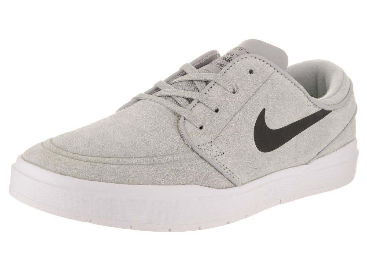 Nike Mens Stefan Janoski Hyperfeel Skate Shoe  11 D(M) US|Wolf Grey/Black