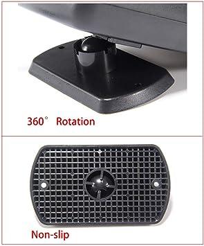 WANYIG Calefactor para Coche 12V Portátil, Calefactor con ...