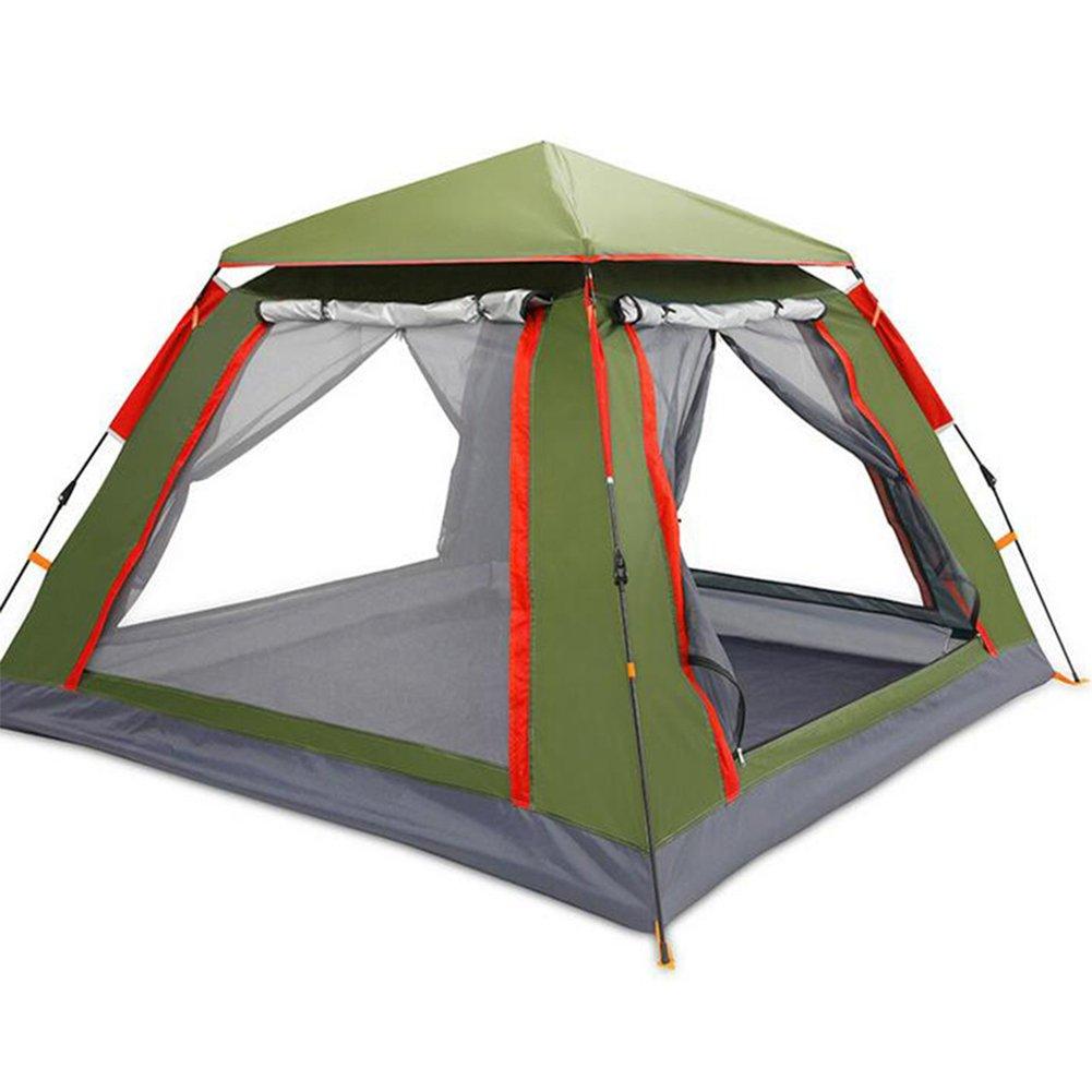 Draussen 3-4 Personen Pop Up Zelt Sport Camping Wanderreise zelt mit Tragetasche
