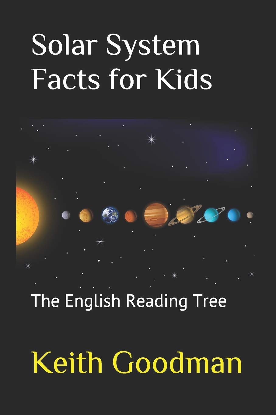 Solar System Facts for Kids: The English Reading Tree