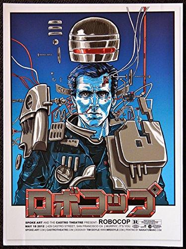 Robocop - Re-imagined - Movie Mini Poster (Robocop Mini)