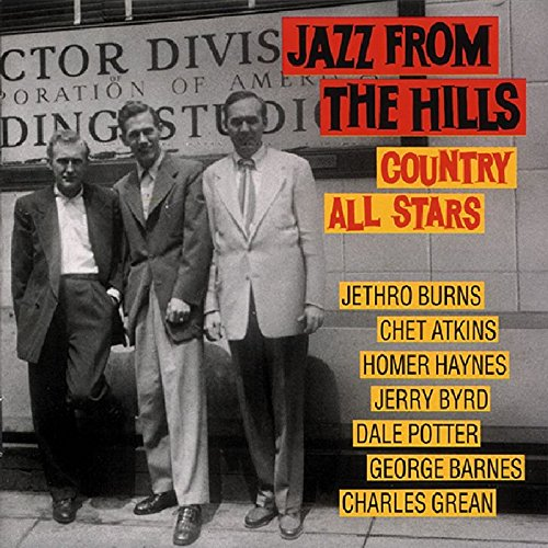 Jazz From The Hills by Country All Stars
