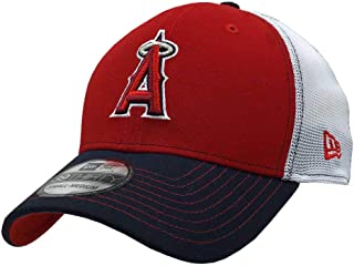 New Era 2019 3930 MLB Los Angeles Anaheim Angels Practice Piece Hat Cap 80675147
