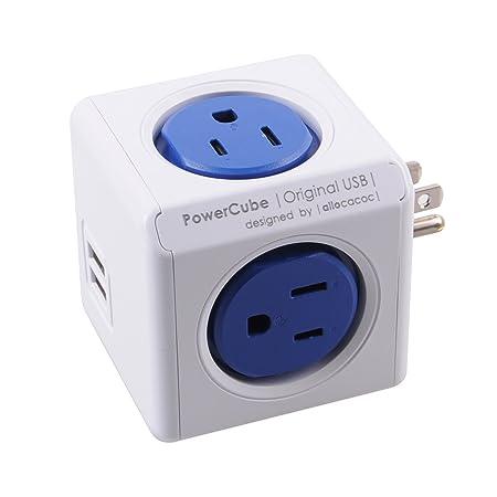 Review PowerCube Wall Power Adapter