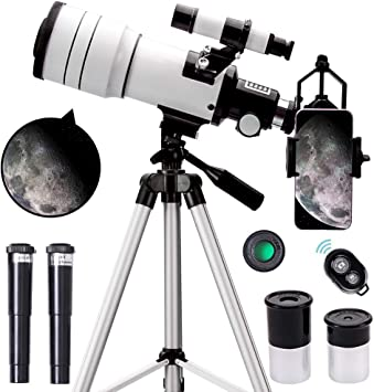 Amazon.com : ToyerBee Telescope for Kids &Adults &Beginners, 70mm